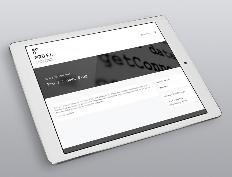 Pro.f.I_Blog_Tablet